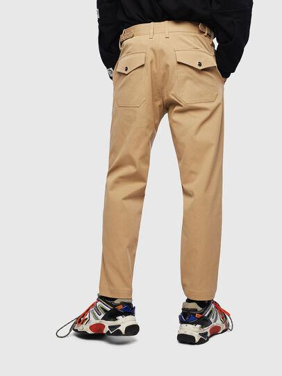 Diesel - P-CHARLIE, Light Brown - Pants - Image 2