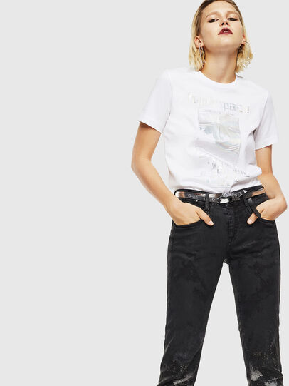 Diesel - T-SILY-YB,  - T-Shirts - Image 5