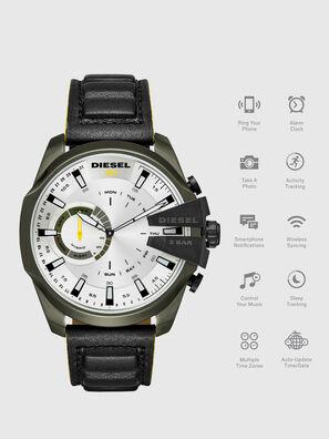 DT1012, Black - Smartwatches
