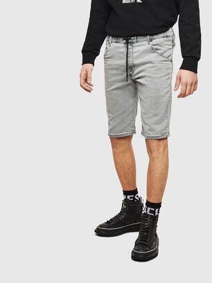 D-KROOSHORT JOGGJEANS, Light Blue - Shorts