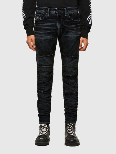 Diesel - D-Strukt JoggJeans® 069TG, Black/Dark grey - Jeans - Image 1