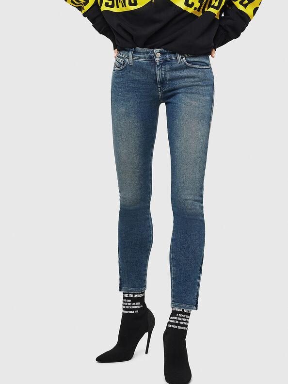 Slandy Zip 083AL,  - Jeans
