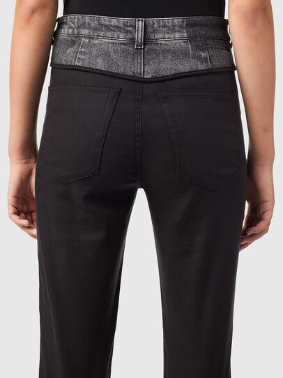 Diesel - P-LIA, Black - Pants - Image 4