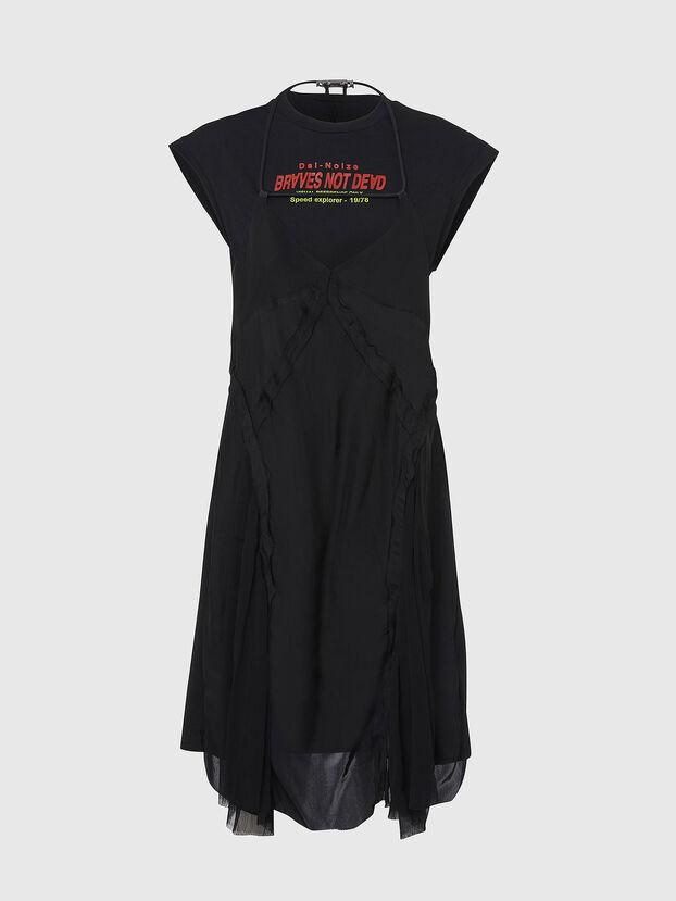 D-ALISHA, Black - Dresses