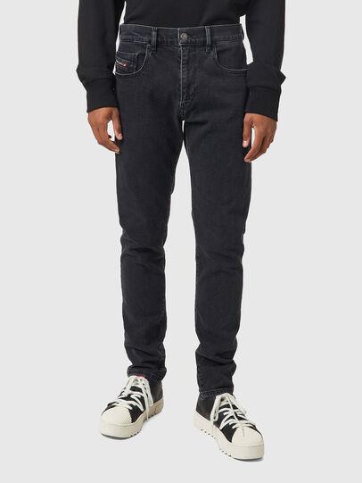 Diesel - D-Strukt 09A14, Black/Dark grey - Jeans - Image 1