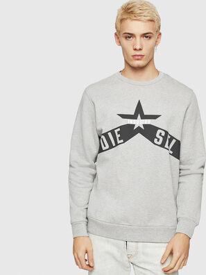 S-GIR-A2, Grey - Sweaters