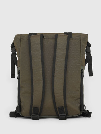 Diesel - SHIGA, Green Camouflage - Shopping and Shoulder Bags - Image 2