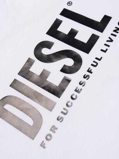 Diesel - TSILYWX, White - T-shirts and Tops - Image 3