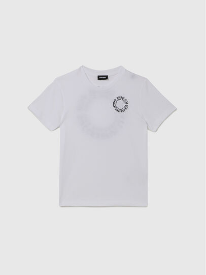 Diesel - TDIEGOSX46, White - T-shirts and Tops - Image 1