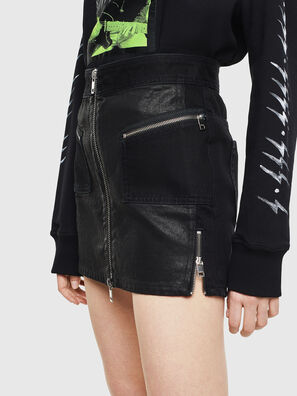 DE-SILKA, Black - Skirts
