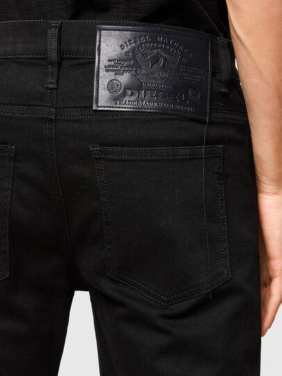 Diesel - D-Istort 069TI, Black/Dark grey - Jeans - Image 5