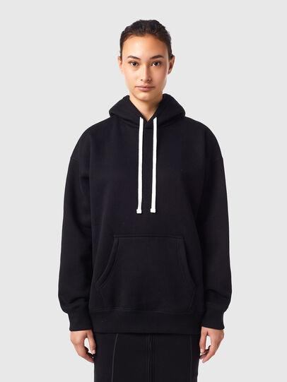 Diesel - S-UMMERIB-B1, Black - Sweaters - Image 1