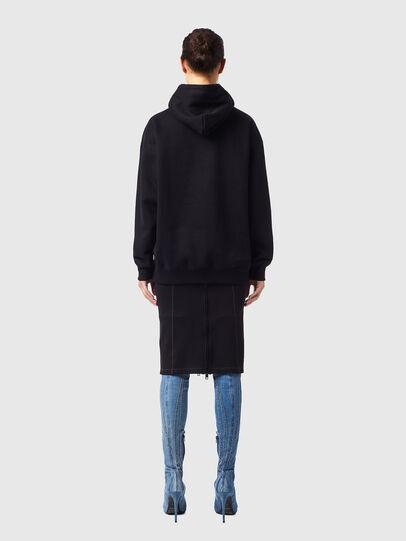 Diesel - S-UMMERIB-B1, Black - Sweaters - Image 5