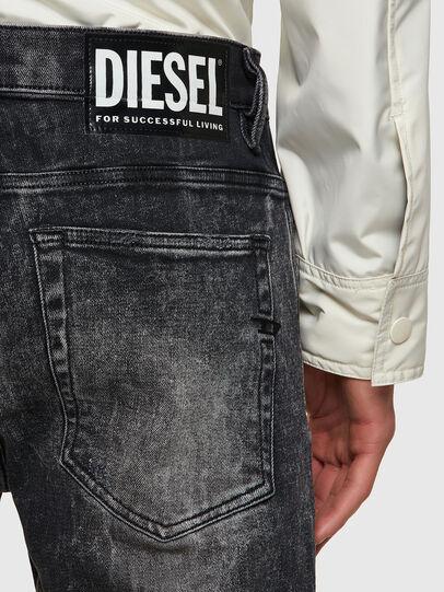 Diesel - D-Amny 009PX, Black/Dark grey - Jeans - Image 3