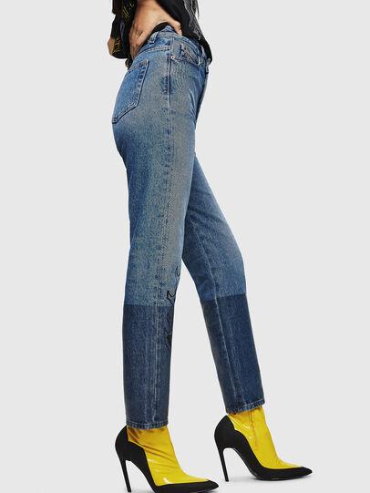 Diesel - D-Eiselle 0078T, Light Blue - Jeans - Image 7
