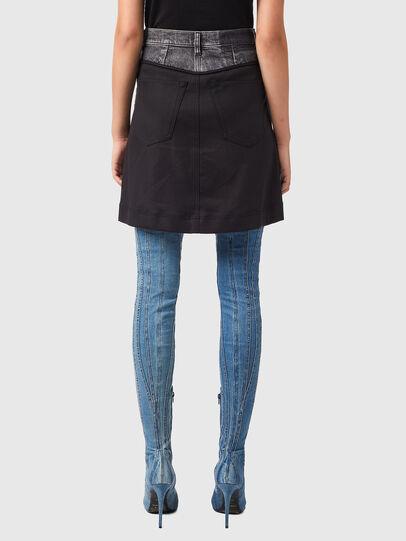 Diesel - O-LIA, Black - Skirts - Image 2