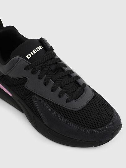 Diesel - S-SERENDIPITY LOW CU, Black - Sneakers - Image 4
