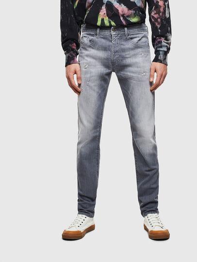 Diesel - Thommer 0095R, Grey - Jeans - Image 1