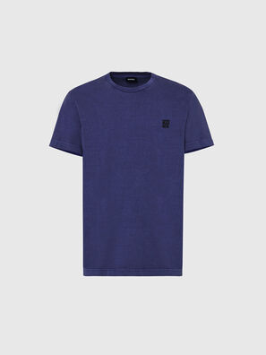 T-DIEGOS-K31, Blue - T-Shirts