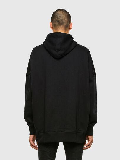 Diesel - S-OXI, Black - Sweaters - Image 2