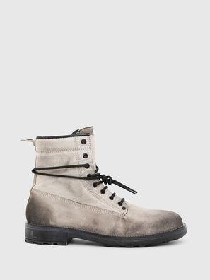 D-THROUPER DBB, Grey - Boots