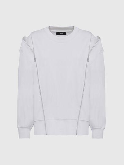 Diesel - F-GEORGIA, White - Sweaters - Image 3