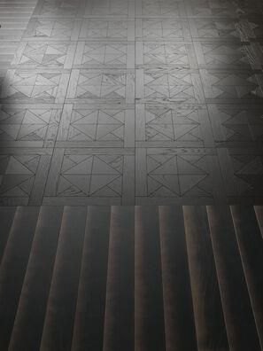 STUD BLACK, Multicolor  - Flooring