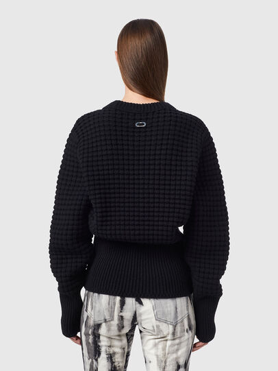 Diesel - M-YSABELL, Black - Knitwear - Image 2