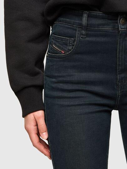 Diesel - Slandy High 009QG, Dark Blue - Jeans - Image 3