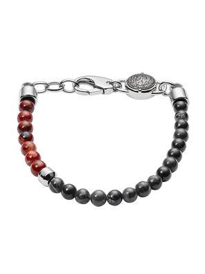 BRACELET DX1060, Black/Red - Bracelets