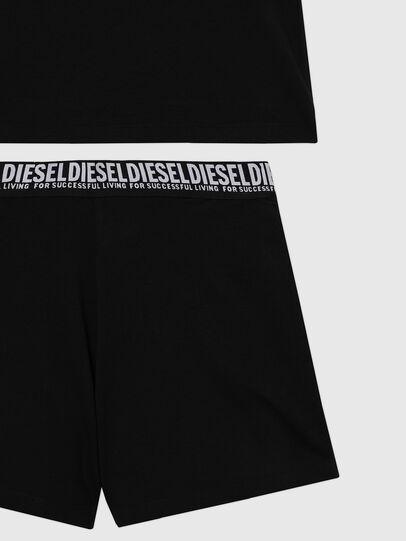 Diesel - UFSET-PIJIMMY, Black - Pajamas - Image 4
