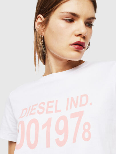 Diesel - T-SILY-001978,  - T-Shirts - Image 3