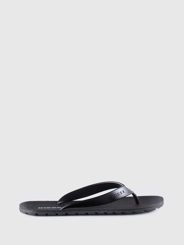 SPLISH, Black - Slippers