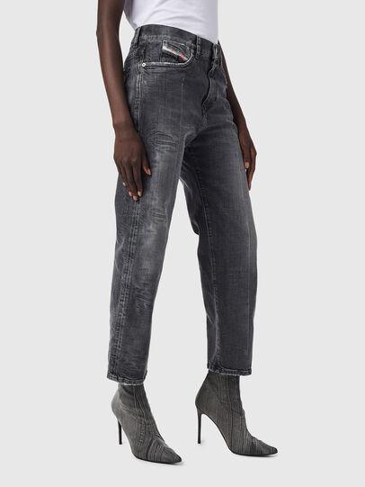 Diesel - D-Air 09A22, Black/Dark grey - Jeans - Image 6