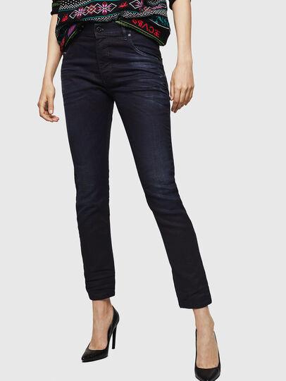 Diesel - Krailey JoggJeans 069IC, Dark Blue - Jeans - Image 1