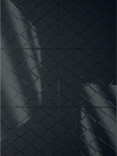 Diesel - FENCE - WALL TILES, Black - Ceramics - Image 1