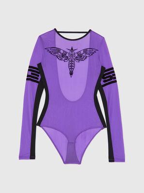 UFBY-VALERICK-LS-M, Lilac - Bodysuits