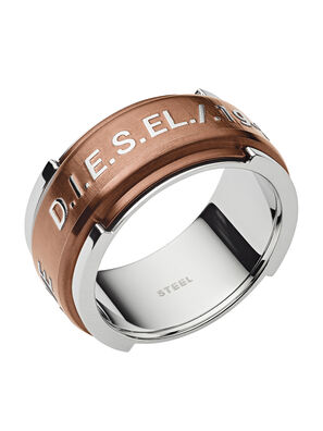 RING DX1097, Bronze - Rings
