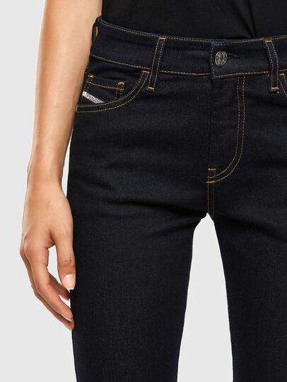 Diesel - Slandy 009CW, Dark Blue - Jeans - Image 4
