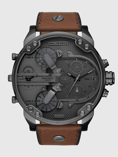 Diesel - DZ7413, Brown/Black - Timeframes - Image 1