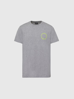 T-DIEGOS-X46, Grey - T-Shirts