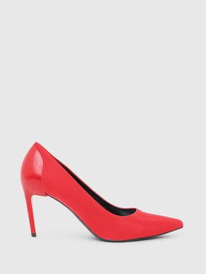 D-SLANTY MH, Red - Heels