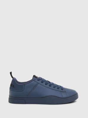 S-CLEVER LOW LACE, Blue - Sneakers
