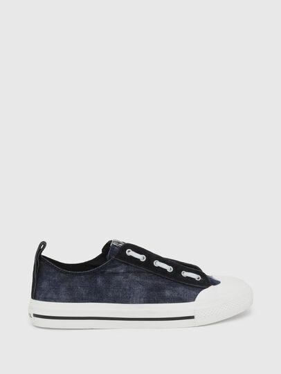 Diesel - S-ASTICO LZIP, Dark Blue - Sneakers - Image 1