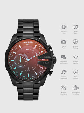 DT1011, Black - Smartwatches