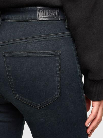 Diesel - Slandy High 009QG, Dark Blue - Jeans - Image 4