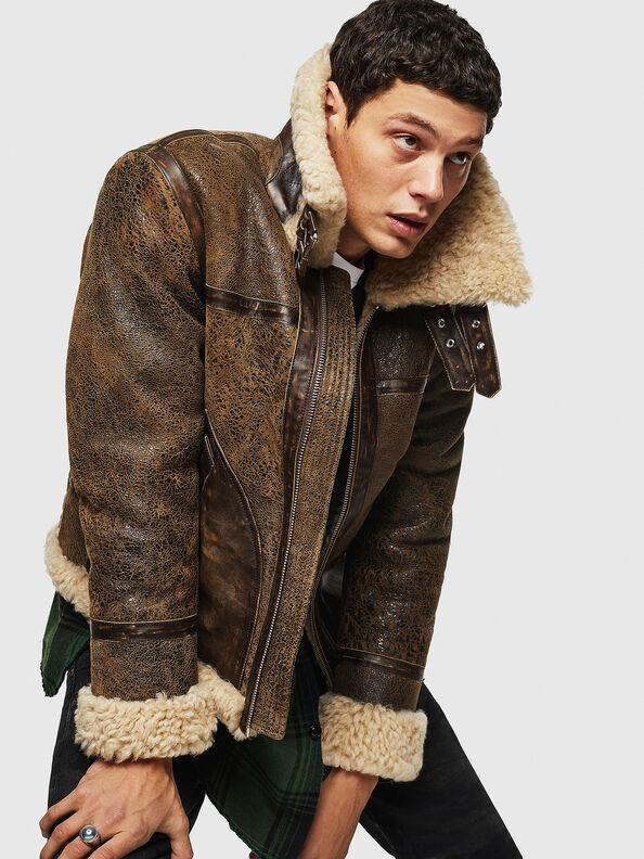 L-BALASOVI,  - Leather jackets
