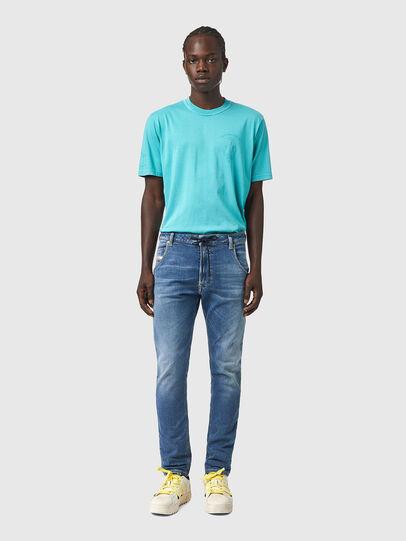 Diesel - Krooley JoggJeans® Z69VK, Medium blue - Jeans - Image 5