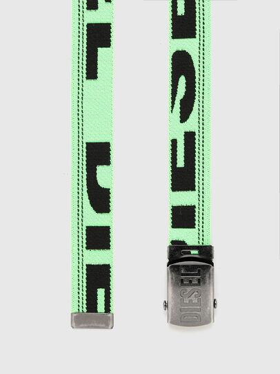 Diesel - BOXXY, Green Fluo - Belts - Image 3