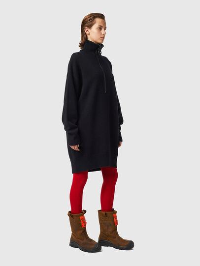 Diesel - M-DELA, Black - Dresses - Image 4
